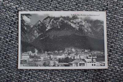 AKVDE19 - Vedere - Busteni, vedere cu Caraimanul foto
