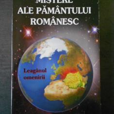 ISABELA IORGA - MISTERE ALE PAMANTULUI ROMANESC * LEAGANUL OMENIRII