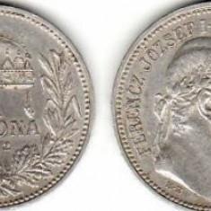Ungaria 1912 - 1 korona