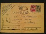 1944-C.P. circ. -CENZURAT BRASOV 40