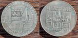(A56) MONEDA DIN ARGINT AUSTRIA - 100 SCHILLING 1976,JOCURILE OLIMPICE INNSBRUCK, Europa