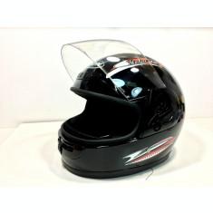 Casca Moto Scuter ATV Negru