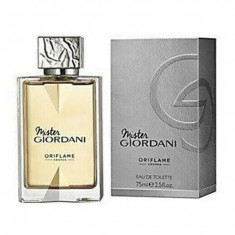 Parfum MISTER GIORDANI de la ORIFLAME, nou, sigilat