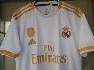 Tricou Real Madrid model 2020