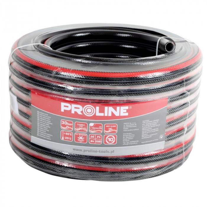 Furtun de apa Proline Premium, 4 straturi, 1 inch, lungime 50 m