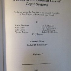 FORMATION OF CONTRACTS-RUDOLPH SCHLESINGER 2 VOL