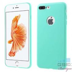 Husa iPhone 7 Plus TPU Matuita Albastru Deschis, Apple