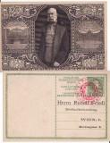 Cernauti ( Bucovina )- rara- Jubileu Kaiser Franz Josef, Circulata, Printata