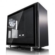 Carcasa Fractal Design Define R6 USB-C Black Tempered Glass