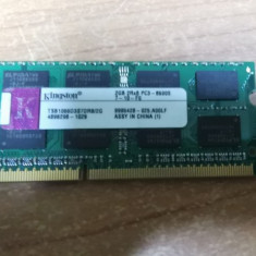 Ram Laptop Kingston 2GB DDR3 PC3-8500S