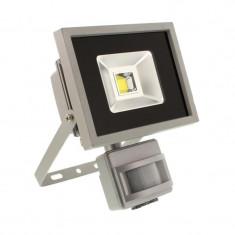 Proiector cu senzor COB Well, 20 W, lumina rece