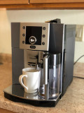 Espressor superautomat  DeLonghi Perfecta Cappuccino expresor