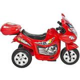 Motocicletă electrică cu 3 roți pentru copii 6V