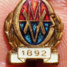 I.741 INSIGNA STICKPIN MV 1892 h11mm email