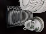 Set portelan bavaria 12 persoane +set cafea 8 persoane bavaria +4 supiere
