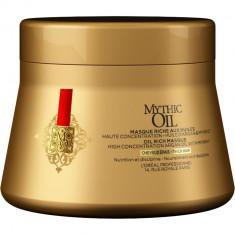 Professionnel Mythic Oil Masca de Par Pentru Par gros Unisex 200 ml