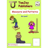 TeeJay Mathematics CfE Early Level Measure and Patterns: Me myself (Book A12)