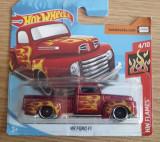 Hot Wheels, '49 Ford F1, 2018, sigilat