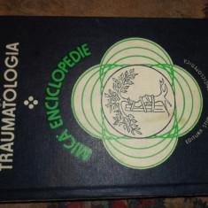 Ortopedia si traumatologia / mica enciclopedie 365pag/an1987