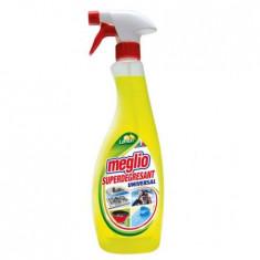 Degresant lemon cu pompa, 750ml, set 2 buc, Meglio