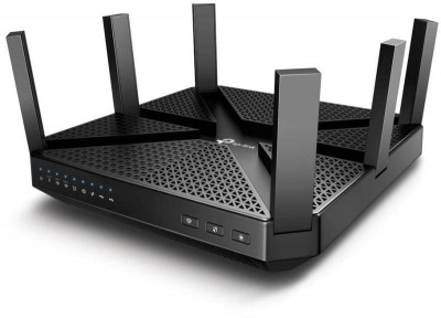 Router wireless TP-Link Archer C4000 Tri band AC4000 Gigabit 2 x USB foto