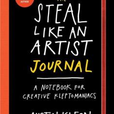 Jurnal - The Steal Like an Artist Journal   Workman Publishing