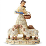 Figurina Belle With Sheep, Disney
