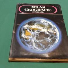 ATLAS GEOGRAFIC GENERAL/ 1974
