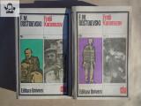F M Dostoievski Fratii Karamazov vol I, II