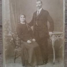 Fotografie pe carton W. Oppelt, Bucuresci