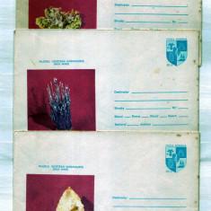 1976 Minerale Intreg postal 12 Lei lot 2