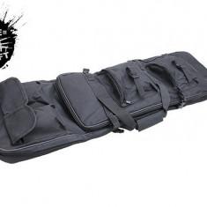 Geanta transport dubla 96x30 cm -Negru- [GFC]