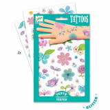 Tatuaje Flori