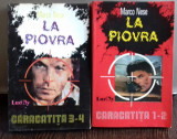 LA PIOVRA - MARCO NESE VOLUMUL 1-4