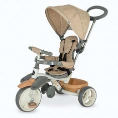 Tricicleta pentru copii COCCOLLE Evo bej