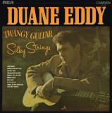 Vinil   Duane Eddy – Twangy Guitar Silky Strings    (VG+)