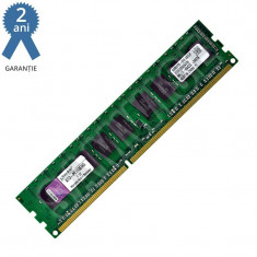 Cumpara ieftin Memorie 4GB Kingston DDR3 1600MHz, PC3-12800