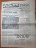 Informatia bucurestiului 16 martie 1977-articole si foto cutremurul din 4 martie