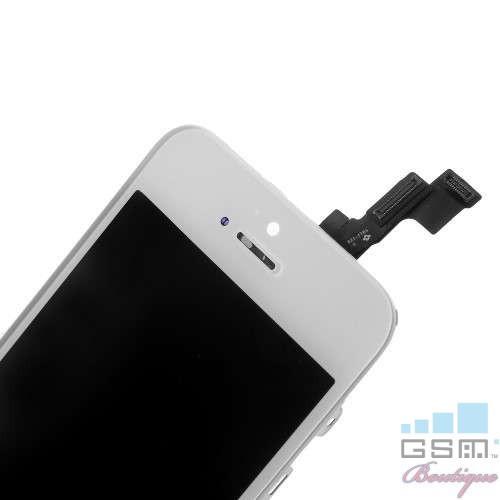Ecran Apple iPhone SE Alb