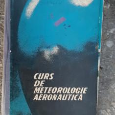 Curs de meteorologie aeronautica, Stefan Bordeianu