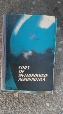 Curs de meteorologie aeronautica, Stefan Bordeianu foto