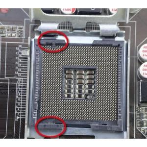 Procesor Xeon E5440 Quad Core 2.83Ghz 12Mb modat la sk 775 80w, Q9550-Q9650