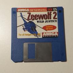 Joc AMIGA Zeewolf 2 Wild Justice - DEMO - G