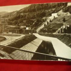Ilustrata Bicaz - Uzina Hidrocenralei circulat 1964