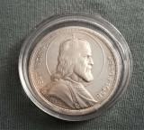 5 Pengo 1938, Argint, Europa