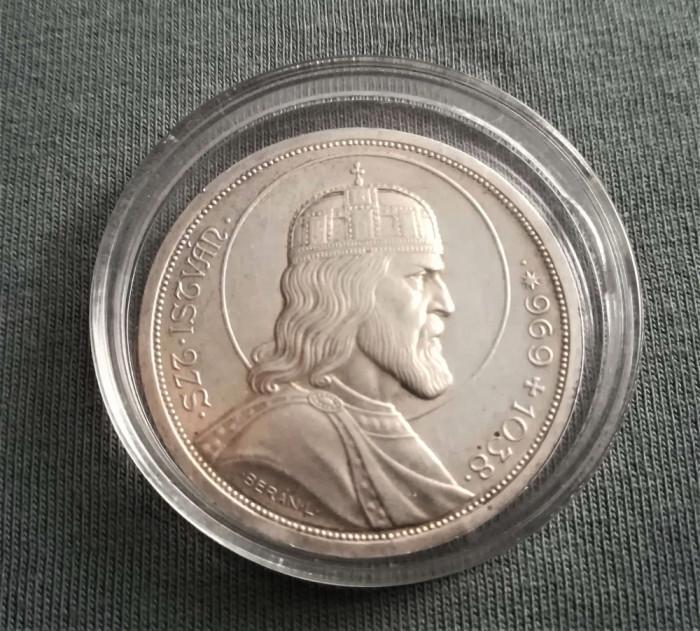5 Pengo 1938, Argint