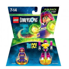 Set Figurine Lego Dimensions Fun Pack Teen Titans Go!