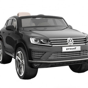 Masinuta electrica Volkswagen Touareg, negru