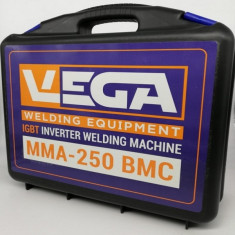 Invertor de sudura Vega MMA 250 A + Valiza transport