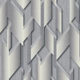 Tapet 3D, modern, crem, gri, argintiu, cu sclipici, living, birou, 10145-10